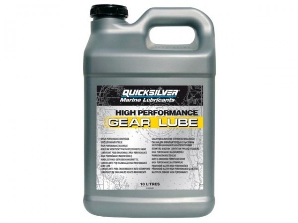 Quicksilver High Performance Getriebeöl 9,5 Liter